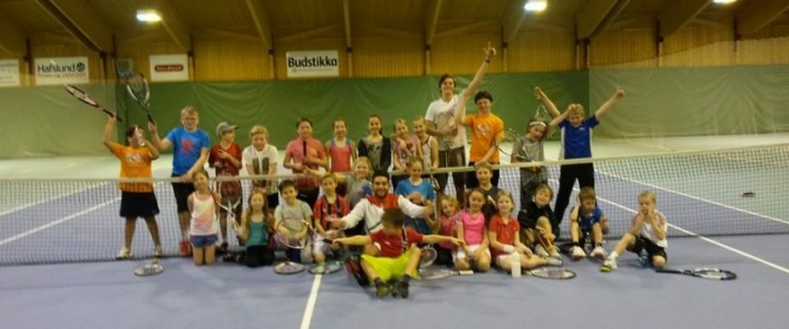 Tenniscamp i juleferien